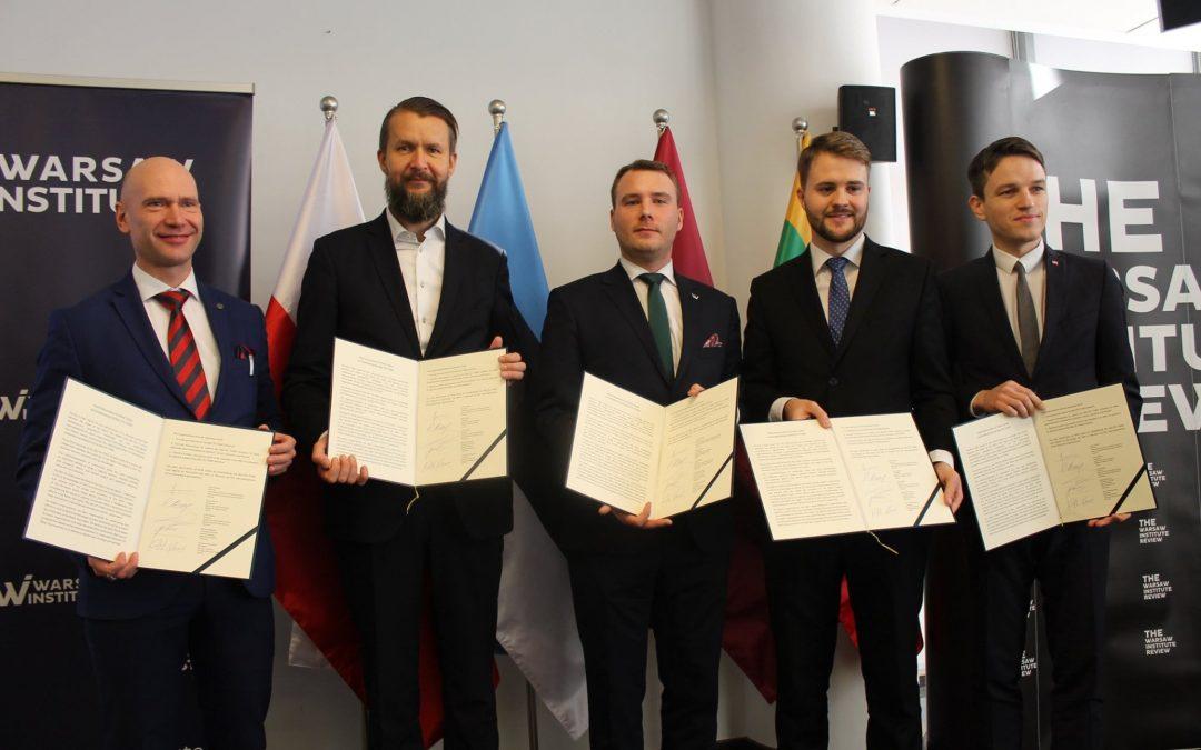 Baltijos šalių ir Lenkijos analitikai vienijasi kurdami bendrą fondą