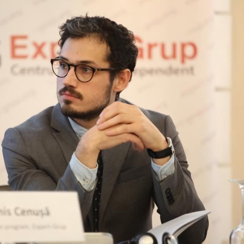 Denis Cenusa is joining the Eastern Europe Studies Centre