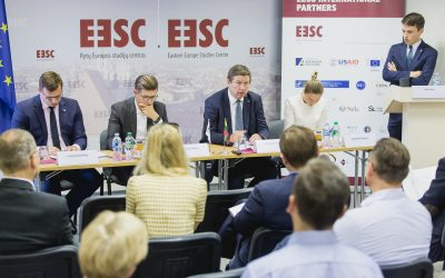 EESC introduces study of Lithuanian citizens' perceptions of international politics and threats