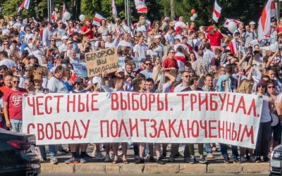 "Analytical publication ""Protests in Belarus: Geopolitical Considerations and the Future of Lukashenko"""