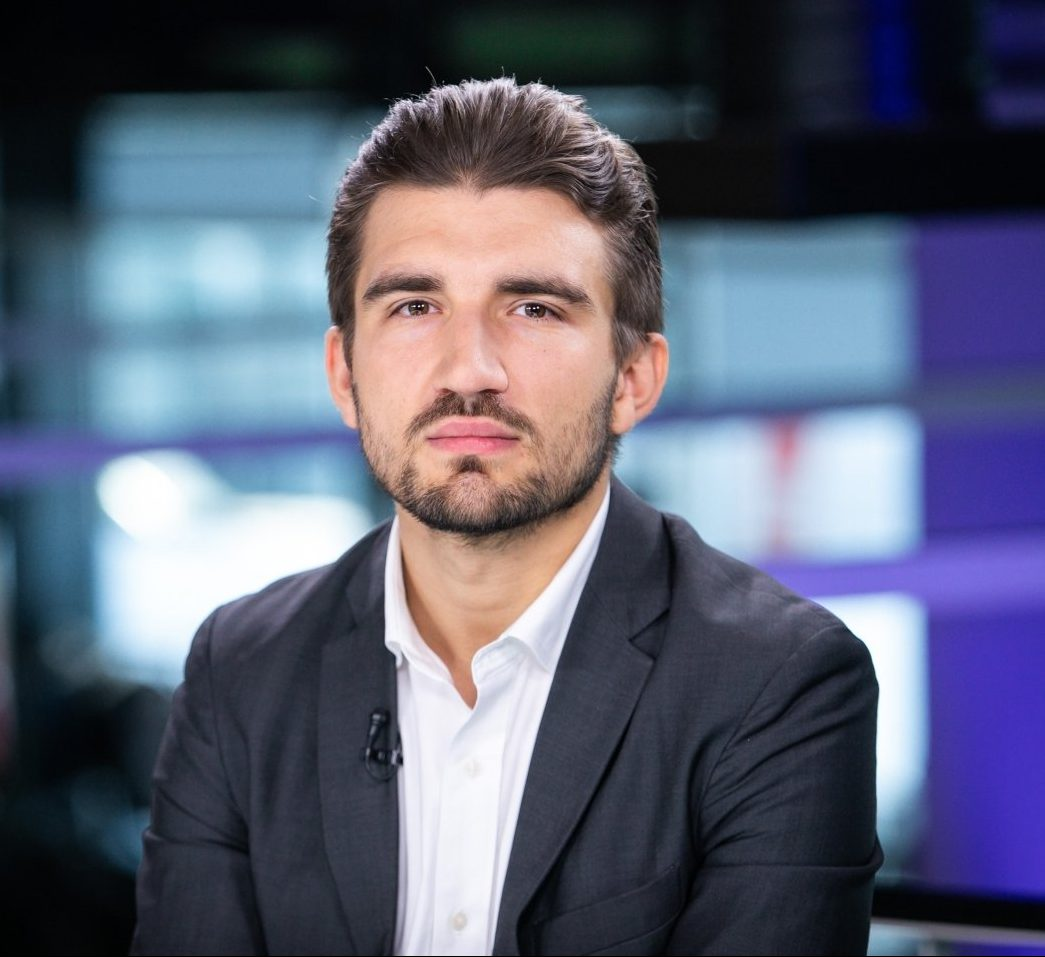 Maksimas Milta prisijungia prie Rytų Europos studijų centro