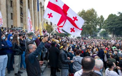 Diskusija apie situaciją Sakartvele: Lietuvos požiūris