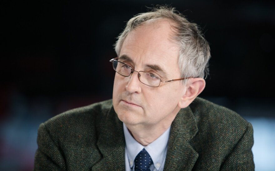 British analyst Edward Lucas to join the Eastern Europe Studies Centre