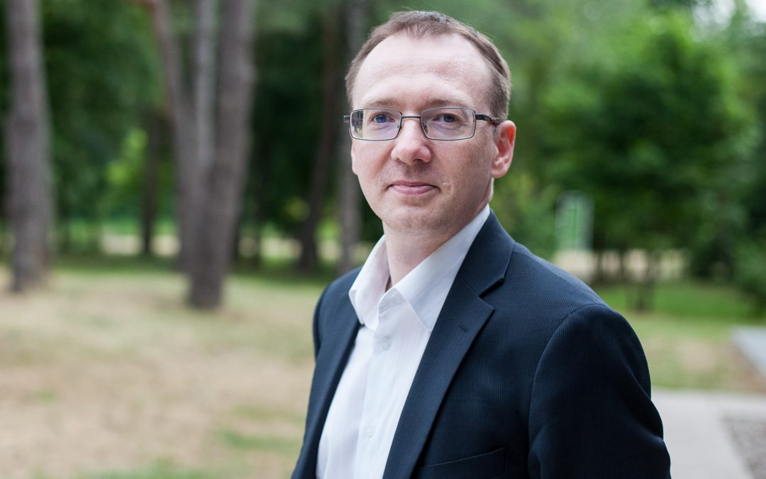 Janeliūnas to lead Eastern Europe Studies Centre research programs