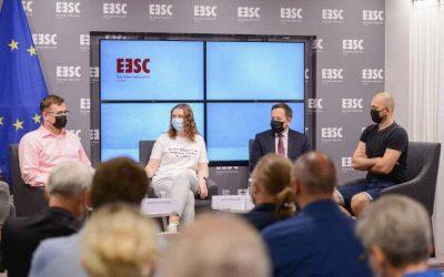 Įvyko diskusija – Migracijos poveikis nacionaliniam saugumui